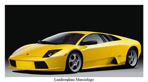 Lamborghini Murcielago by Namelessv1