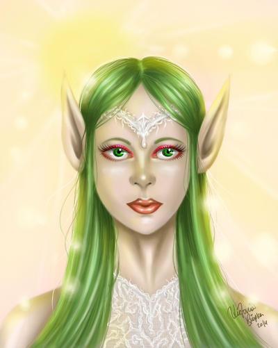 Elf by 88Hypnotist8