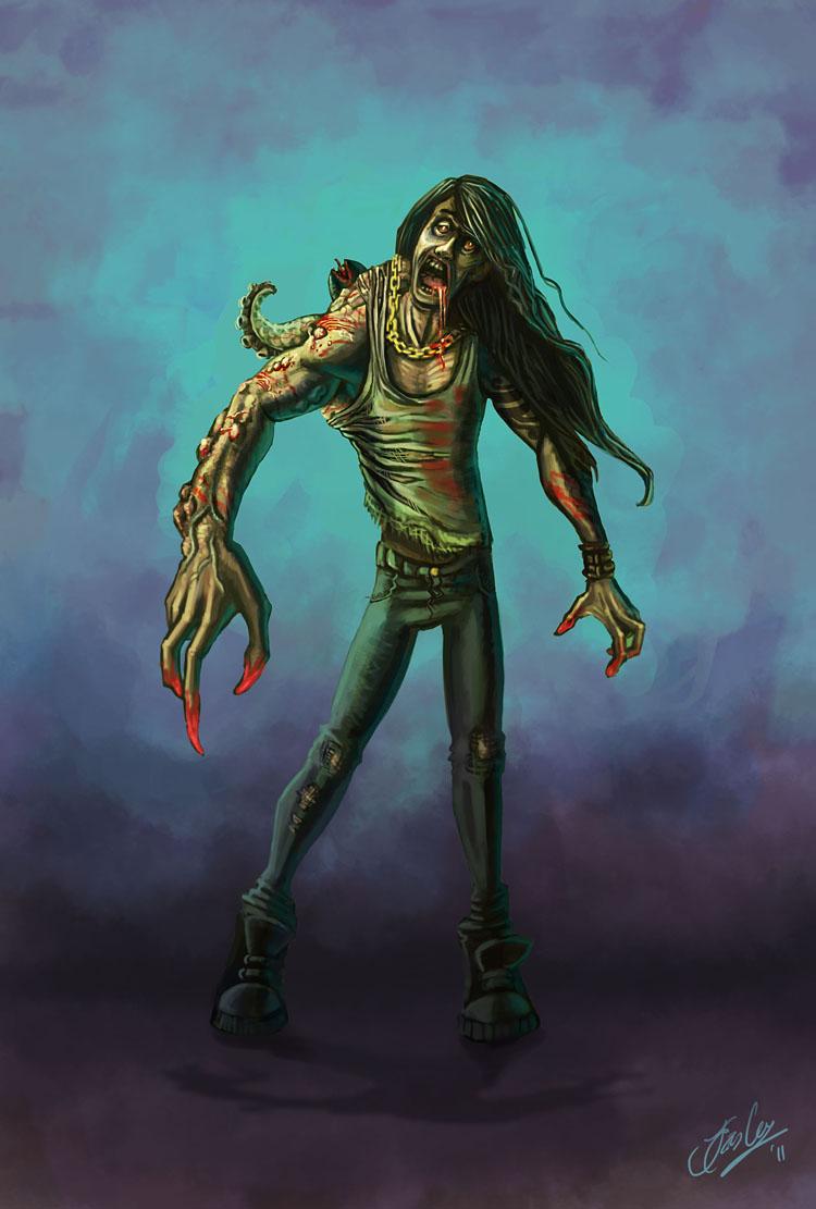 Zombie by JenniferEasley