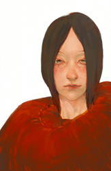 Red Face by gunnmgally