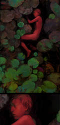 lotus's kid 'lian-sheng' by gunnmgally
