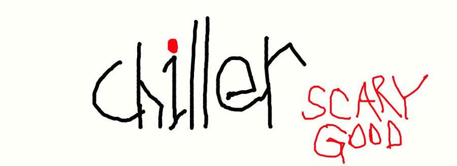 chiller logo prediction 1 by diskhoax on deviantart