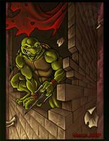 Raphael : Urban Decay by lady-cybercat