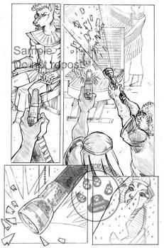 Anubis Comic Page 3