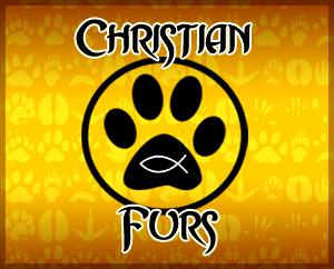 Christian Furs Logo by lady-cybercat