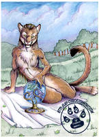 Puma Scryer by lady-cybercat