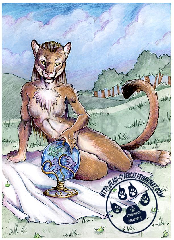 Puma Scryer By Lady Cybercat On Deviantart