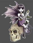 Goth Fairy TShirt