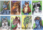 Art Cards For Sale