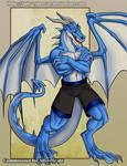 SilverScale Dragon Commission