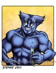 Dr Hank McCoy Beast