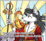 Japanese Kitsune Auction