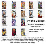 iPhone Cases For Sale by lady-cybercat