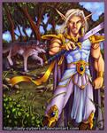 Forest Warrior Elf