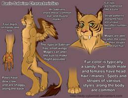 Basic Sabrian Characteristics