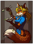 Sushi Fox Recolor by Ralloonx