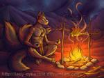 Bible Black's Commission Fox