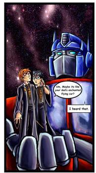 Harry Potter  Meets Prime