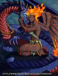 YCH Dragonheart Final by lady-cybercat