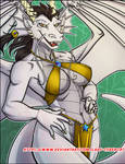 Zergy's Dragon Commission