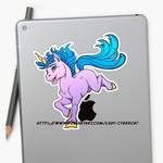 Sweet Sparkle Unicorn by lady-cybercat