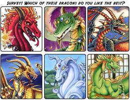 Dragon art Survey!