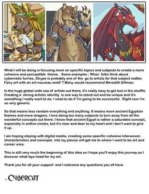 Artist Statement Page 2 by lady-cybercat