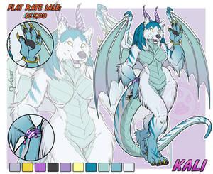 Kali Draco-wolf Adoptable Sale $55.