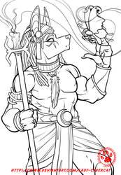 Anubis Soul Gazer