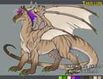 Dragon Adoptable Thallan  SOLD