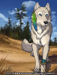 White Wolf Pine Forest V2