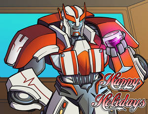 Happy Holiday Ratchet