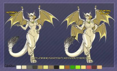 Dragon Gryphon Adoptable SOLD