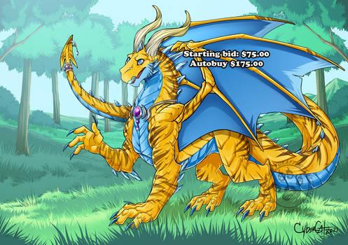 Golden Forest Drake Adopt SOLD !