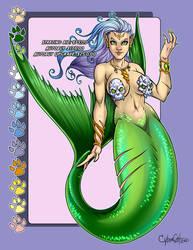 Emerald Siren  Sale Flat Rate $75 !!