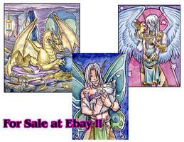 Male Fairy,  Dragon  on  Ebay