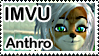 IMVU Anthro Stamp by lady-cybercat