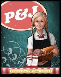 P and J Jill ad