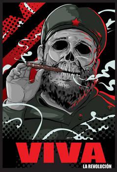 Castro Political Poster