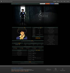 Jupiter Jazz (Cowboy Bebop RPG)