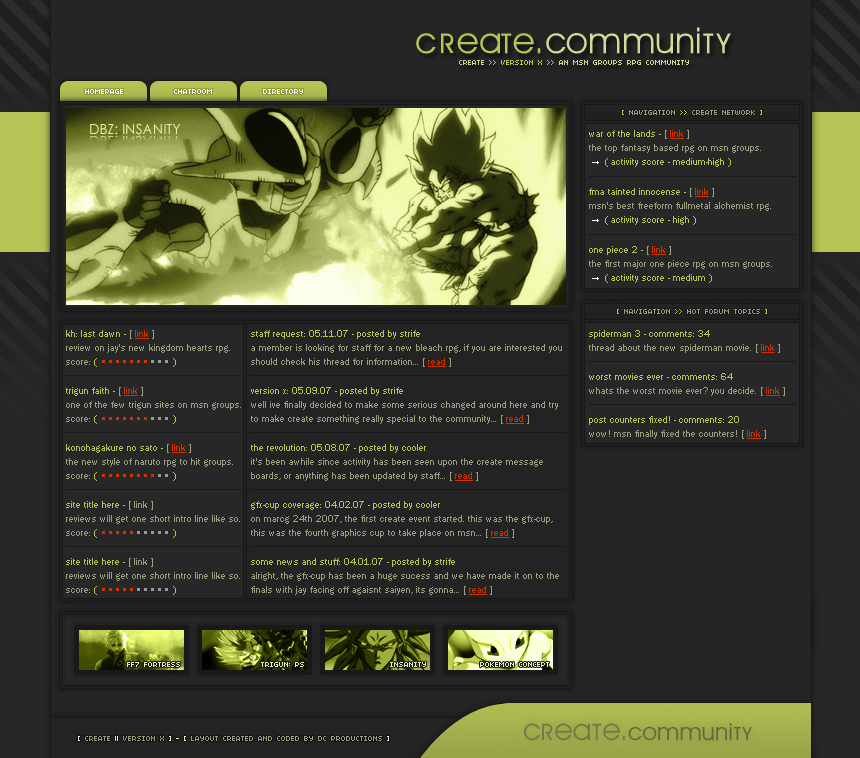 create.x by Strife-Ignition
