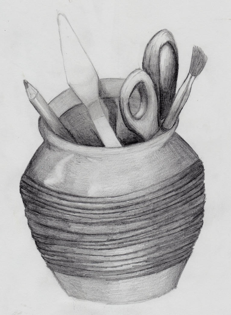 Simple And Easy Still Life Drawing – images free download