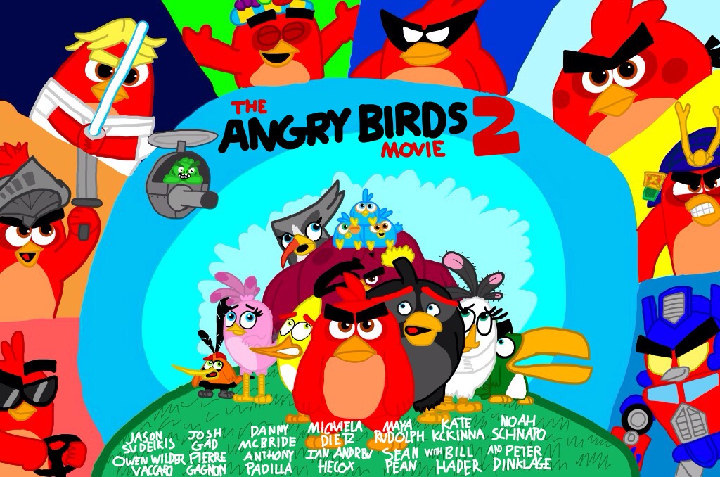 My Prediction for The Angry Birds Movie 2 by ...