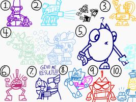 Doodles 8 by AngryBirdsandMixels1