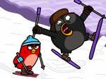 Ski-Birds