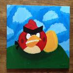 A Bird's Nest by AngryBirdsandMixels1