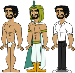 Asad Makin-The Rugged Adventurer by MegaMovieMonday