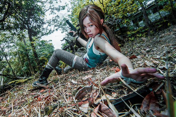 Tomb Raider: Will to survive by jrjs