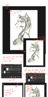 [Tutorial] Erase white background by RubyFeather