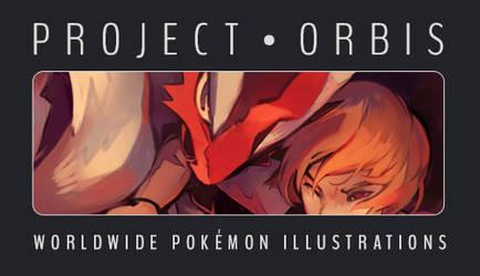 Project Orbis zine [PREWIEW] by RubyFeather